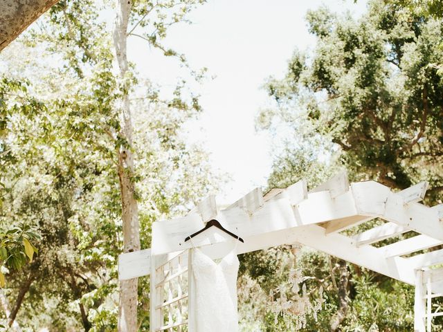 Brandon and Nicole's Wedding in Fallbrook, California 66