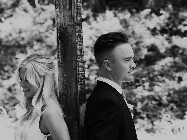 Brandon and Nicole's Wedding in Fallbrook, California 86