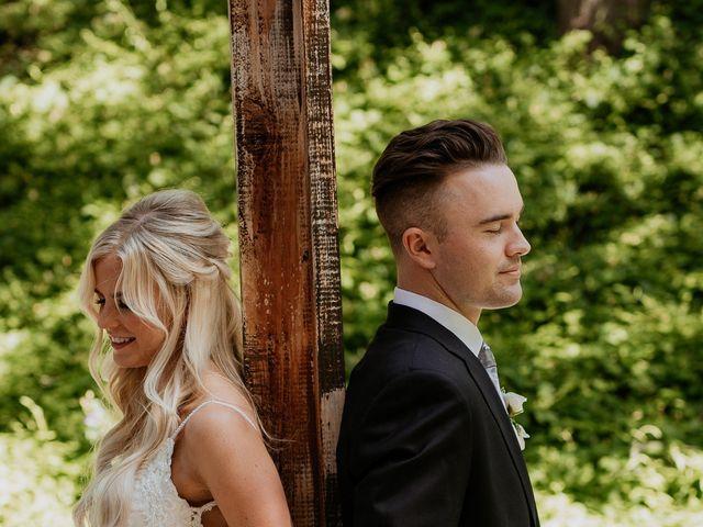 Brandon and Nicole's Wedding in Fallbrook, California 87
