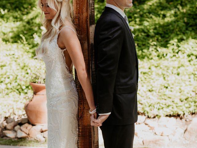 Brandon and Nicole's Wedding in Fallbrook, California 88