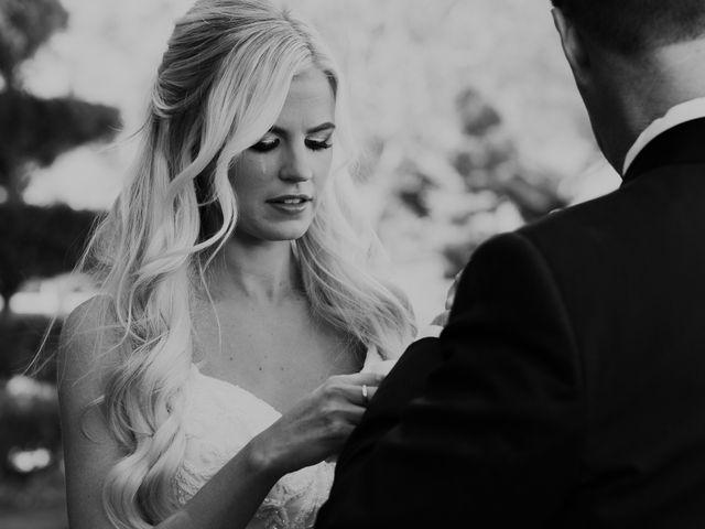 Brandon and Nicole's Wedding in Fallbrook, California 92