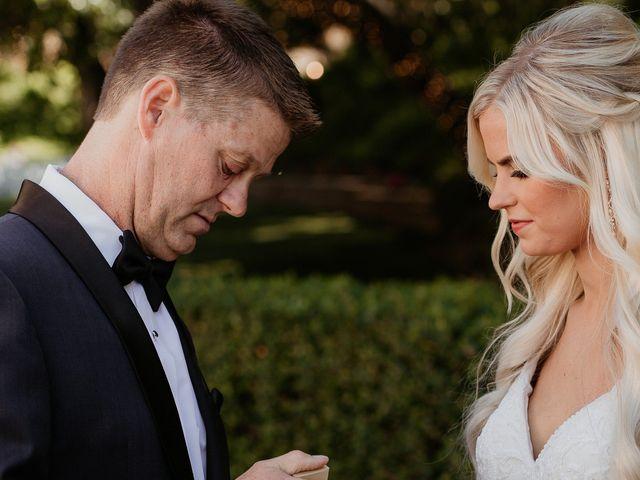 Brandon and Nicole's Wedding in Fallbrook, California 95