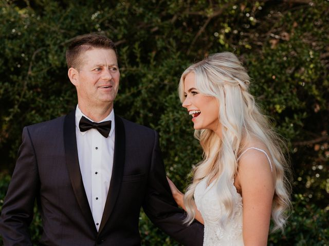 Brandon and Nicole's Wedding in Fallbrook, California 99