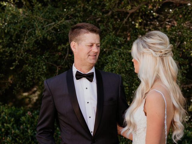 Brandon and Nicole's Wedding in Fallbrook, California 100