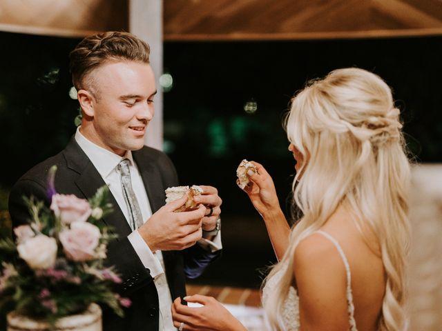 Brandon and Nicole's Wedding in Fallbrook, California 107