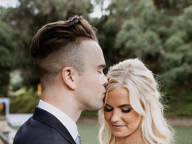Brandon and Nicole's Wedding in Fallbrook, California 111