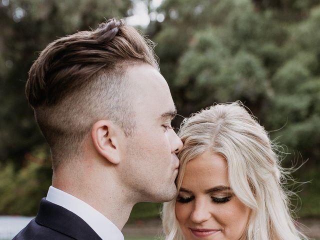 Brandon and Nicole's Wedding in Fallbrook, California 112