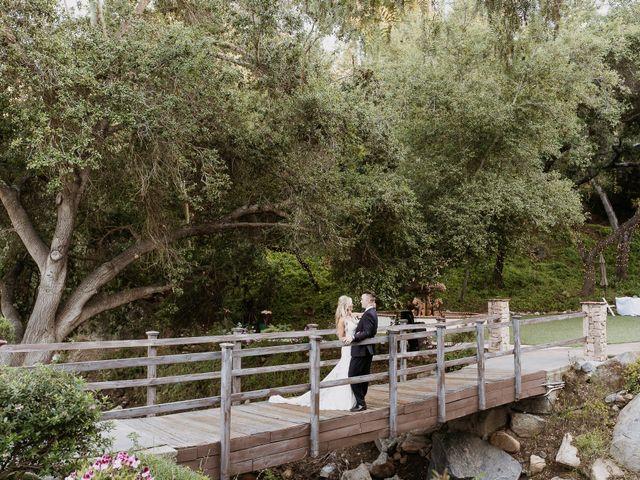 Brandon and Nicole's Wedding in Fallbrook, California 121