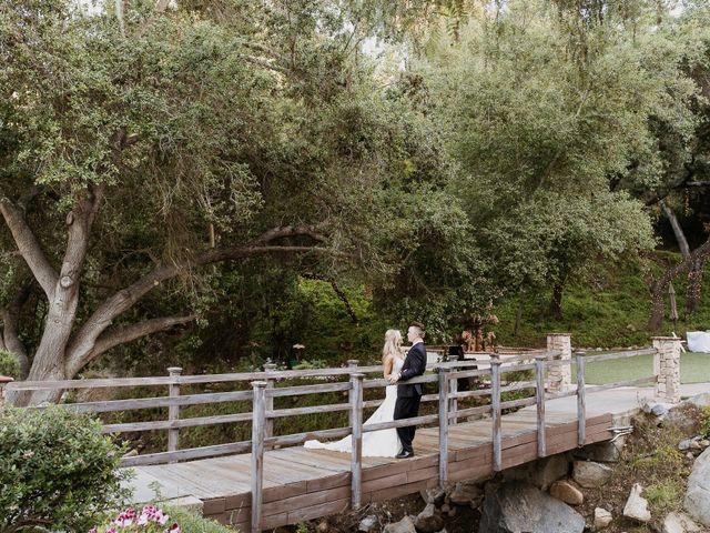 Brandon and Nicole's Wedding in Fallbrook, California 122
