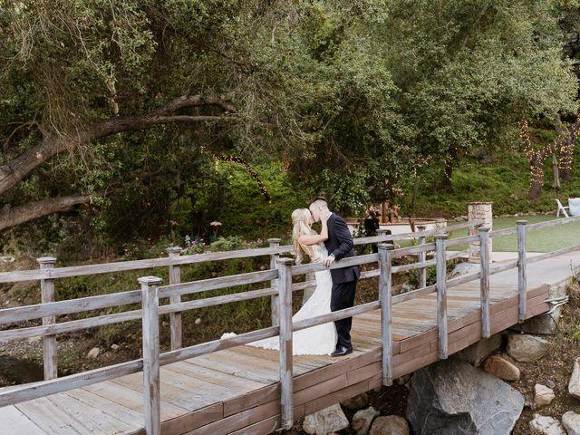 Brandon and Nicole's Wedding in Fallbrook, California 125