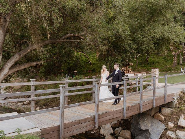 Brandon and Nicole's Wedding in Fallbrook, California 126