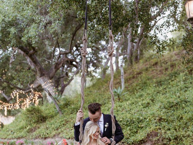 Brandon and Nicole's Wedding in Fallbrook, California 141