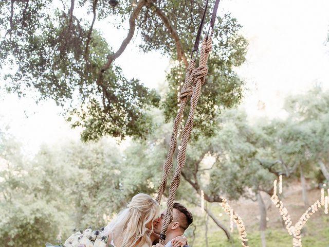 Brandon and Nicole's Wedding in Fallbrook, California 143