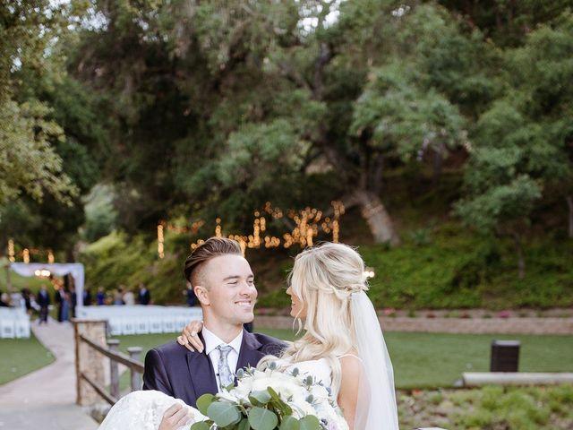 Brandon and Nicole's Wedding in Fallbrook, California 144
