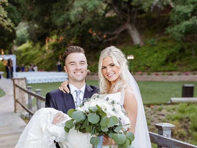 Brandon and Nicole's Wedding in Fallbrook, California 145