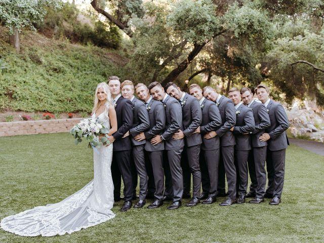 Brandon and Nicole's Wedding in Fallbrook, California 147