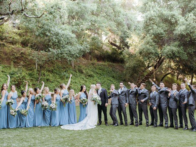 Brandon and Nicole's Wedding in Fallbrook, California 149