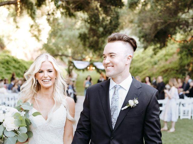 Brandon and Nicole's Wedding in Fallbrook, California 152