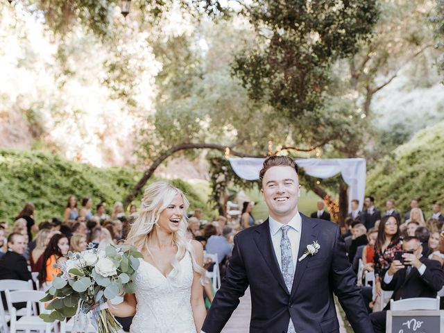 Brandon and Nicole's Wedding in Fallbrook, California 154