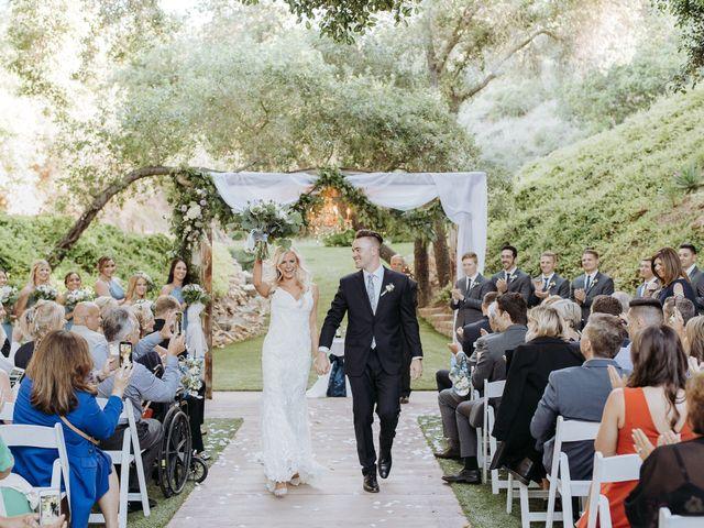 Brandon and Nicole's Wedding in Fallbrook, California 156