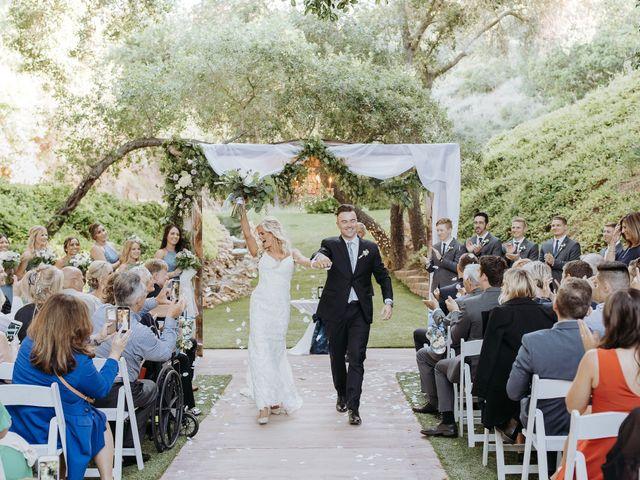 Brandon and Nicole's Wedding in Fallbrook, California 157