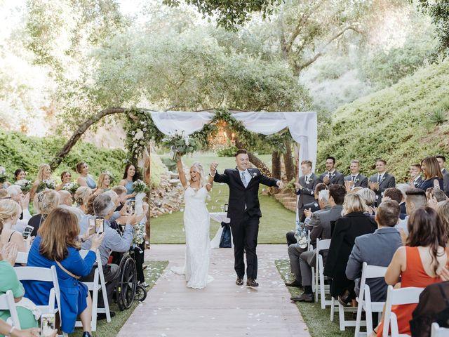 Brandon and Nicole's Wedding in Fallbrook, California 158