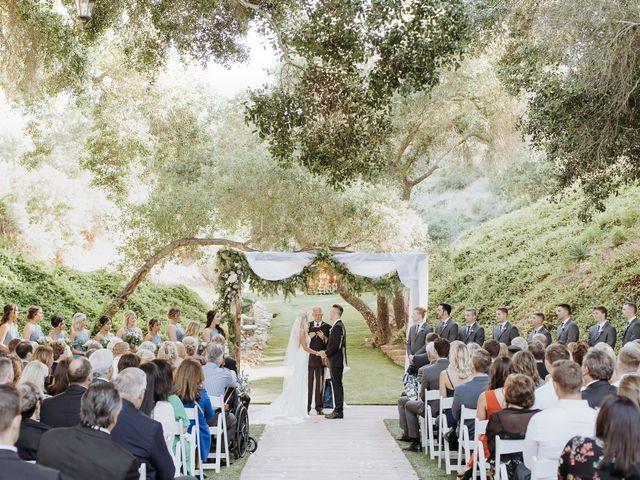 Brandon and Nicole's Wedding in Fallbrook, California 160