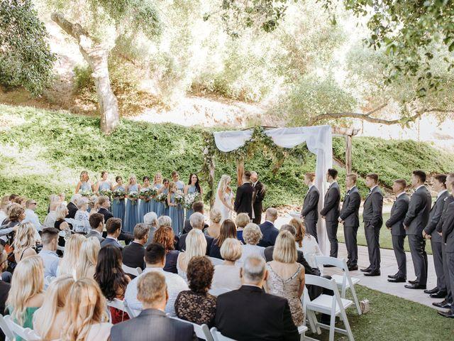 Brandon and Nicole's Wedding in Fallbrook, California 161