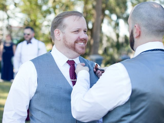 Jay and Chris's Wedding in Jacksonville, Florida 3