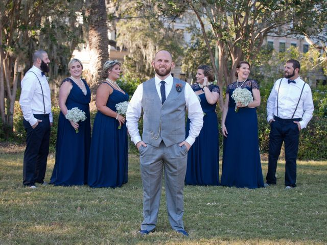 Jay and Chris's Wedding in Jacksonville, Florida 4