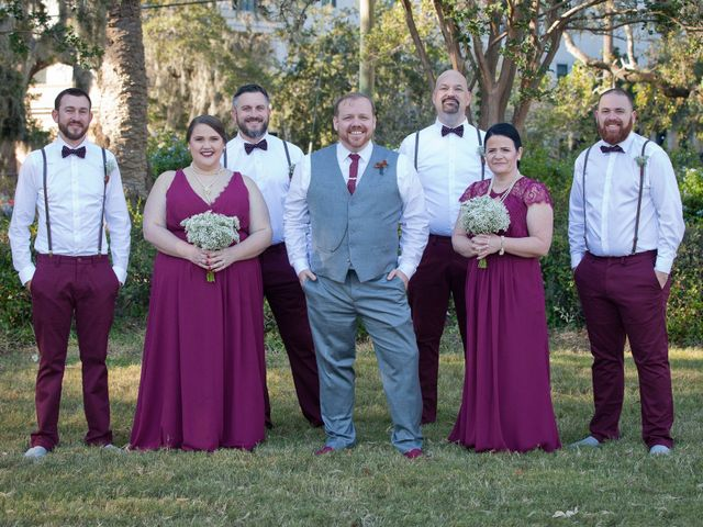 Jay and Chris's Wedding in Jacksonville, Florida 5