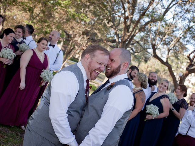 Jay and Chris's Wedding in Jacksonville, Florida 7