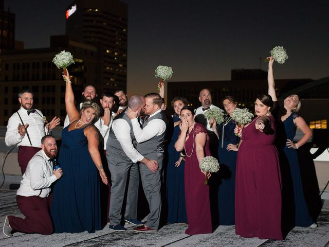 Jay and Chris's Wedding in Jacksonville, Florida 21