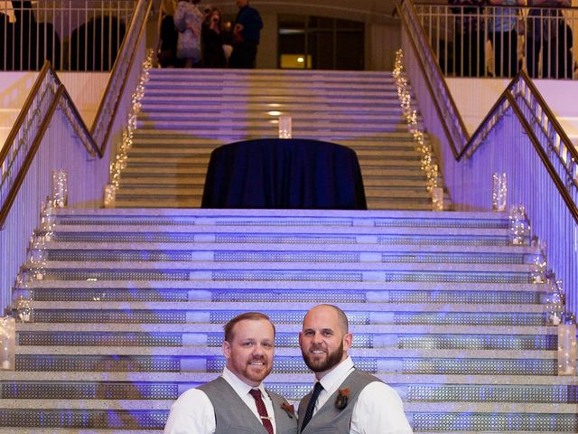 Jay and Chris's Wedding in Jacksonville, Florida 22