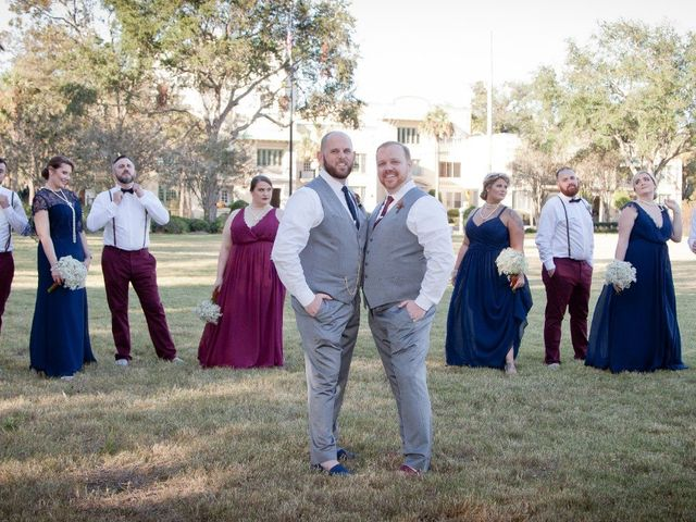Jay and Chris's Wedding in Jacksonville, Florida 8
