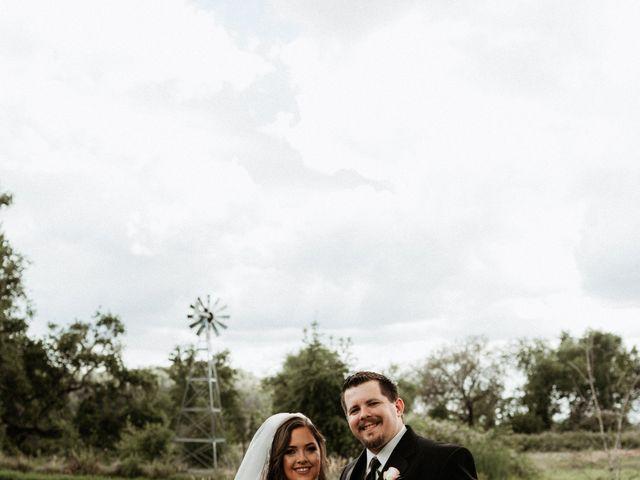 Brandon and Nicky's Wedding in Murphys, California 7