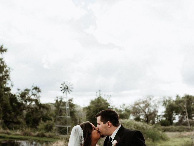 Brandon and Nicky's Wedding in Murphys, California 8