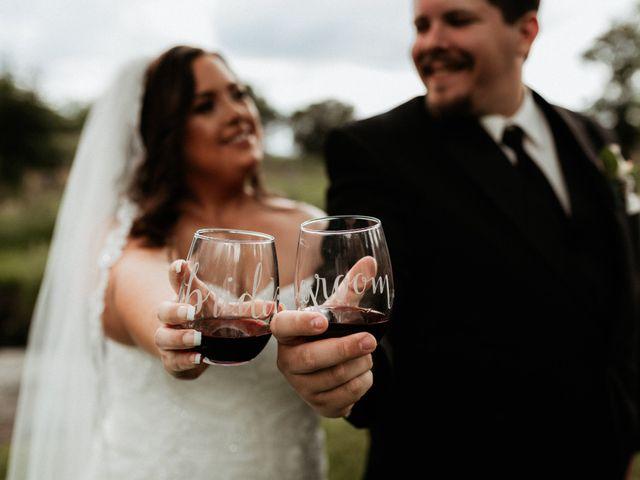 Brandon and Nicky's Wedding in Murphys, California 12