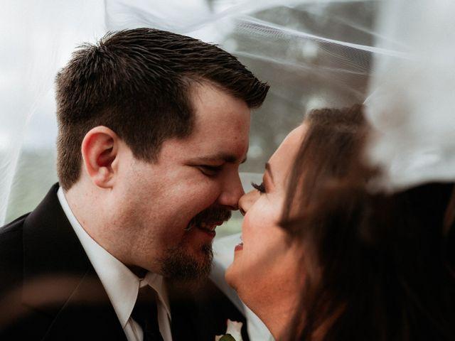 Brandon and Nicky's Wedding in Murphys, California 13
