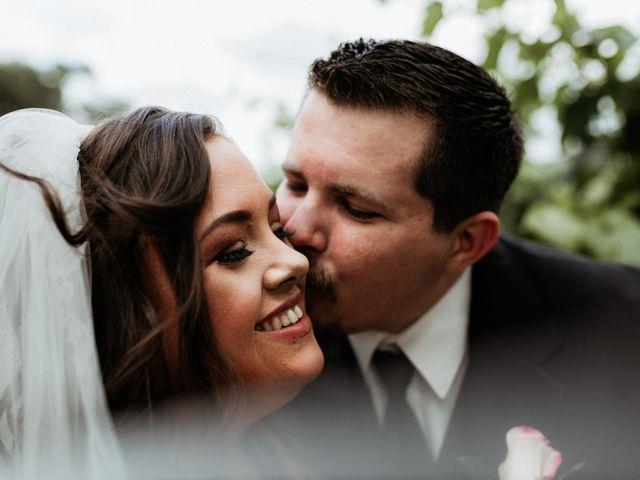 Brandon and Nicky's Wedding in Murphys, California 15