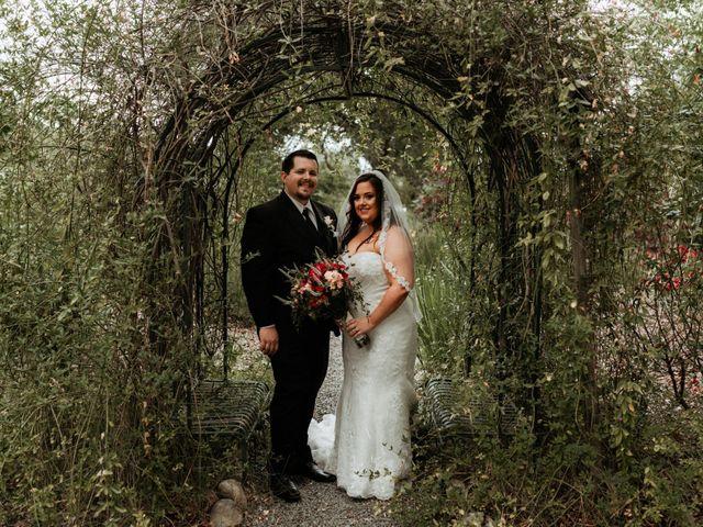 Brandon and Nicky's Wedding in Murphys, California 17