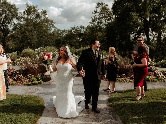 Brandon and Nicky's Wedding in Murphys, California 20