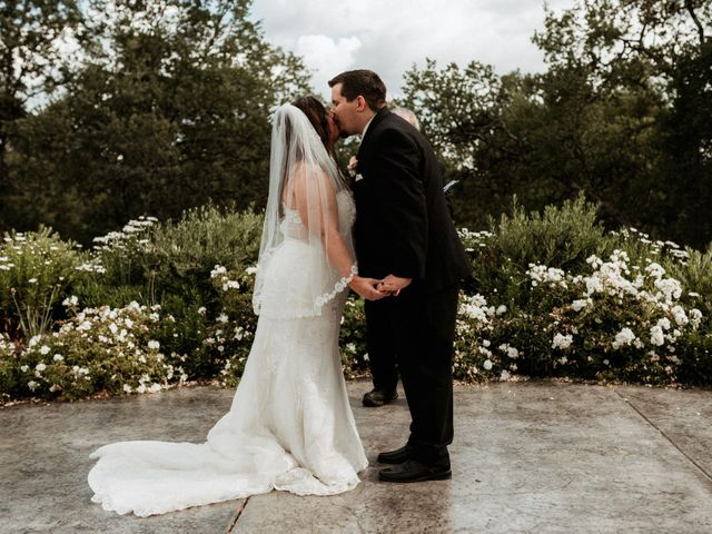 Brandon and Nicky's Wedding in Murphys, California 21