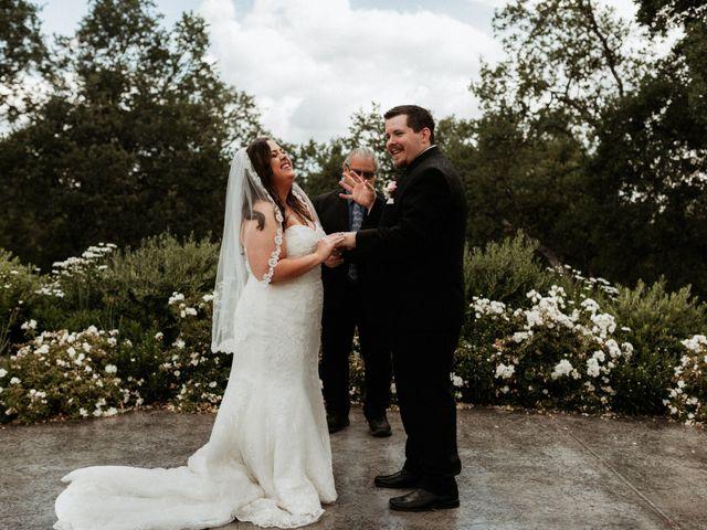 Brandon and Nicky's Wedding in Murphys, California 22