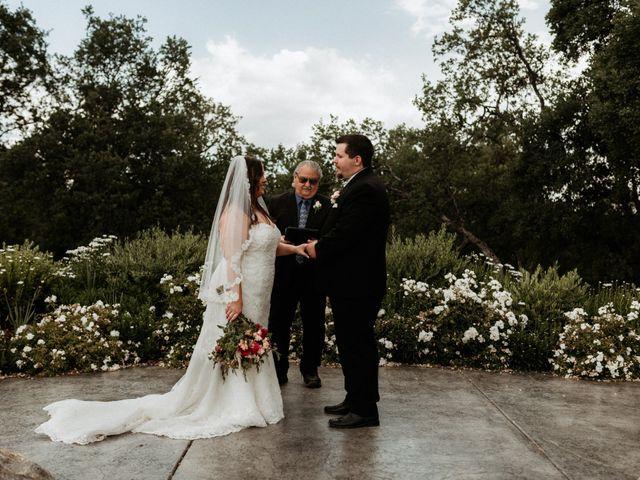 Brandon and Nicky's Wedding in Murphys, California 23