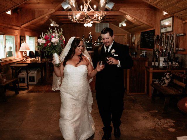 Brandon and Nicky's Wedding in Murphys, California 24