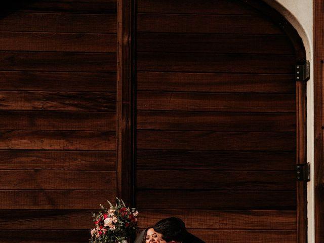 Brandon and Nicky's Wedding in Murphys, California 25