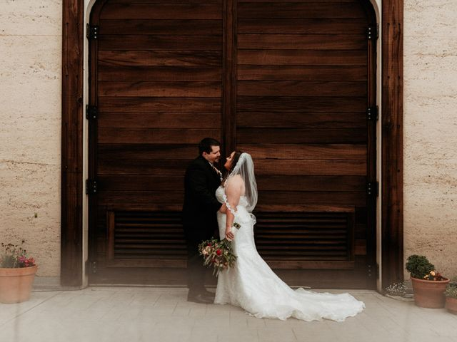 Brandon and Nicky's Wedding in Murphys, California 26