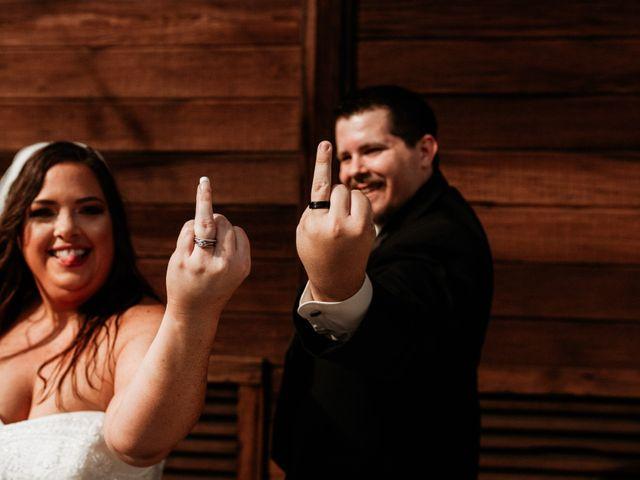 Brandon and Nicky's Wedding in Murphys, California 28