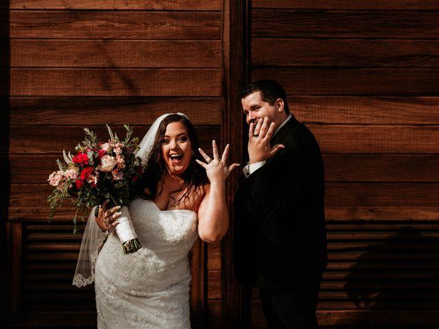 Brandon and Nicky's Wedding in Murphys, California 29
